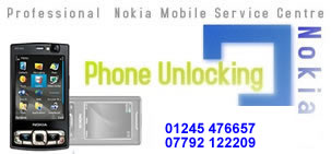 Chelmsford Nokia Mobile Phone Unlocking and Repairs